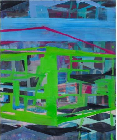 Memory Wall, 2016, Gallery Elena Shchukina