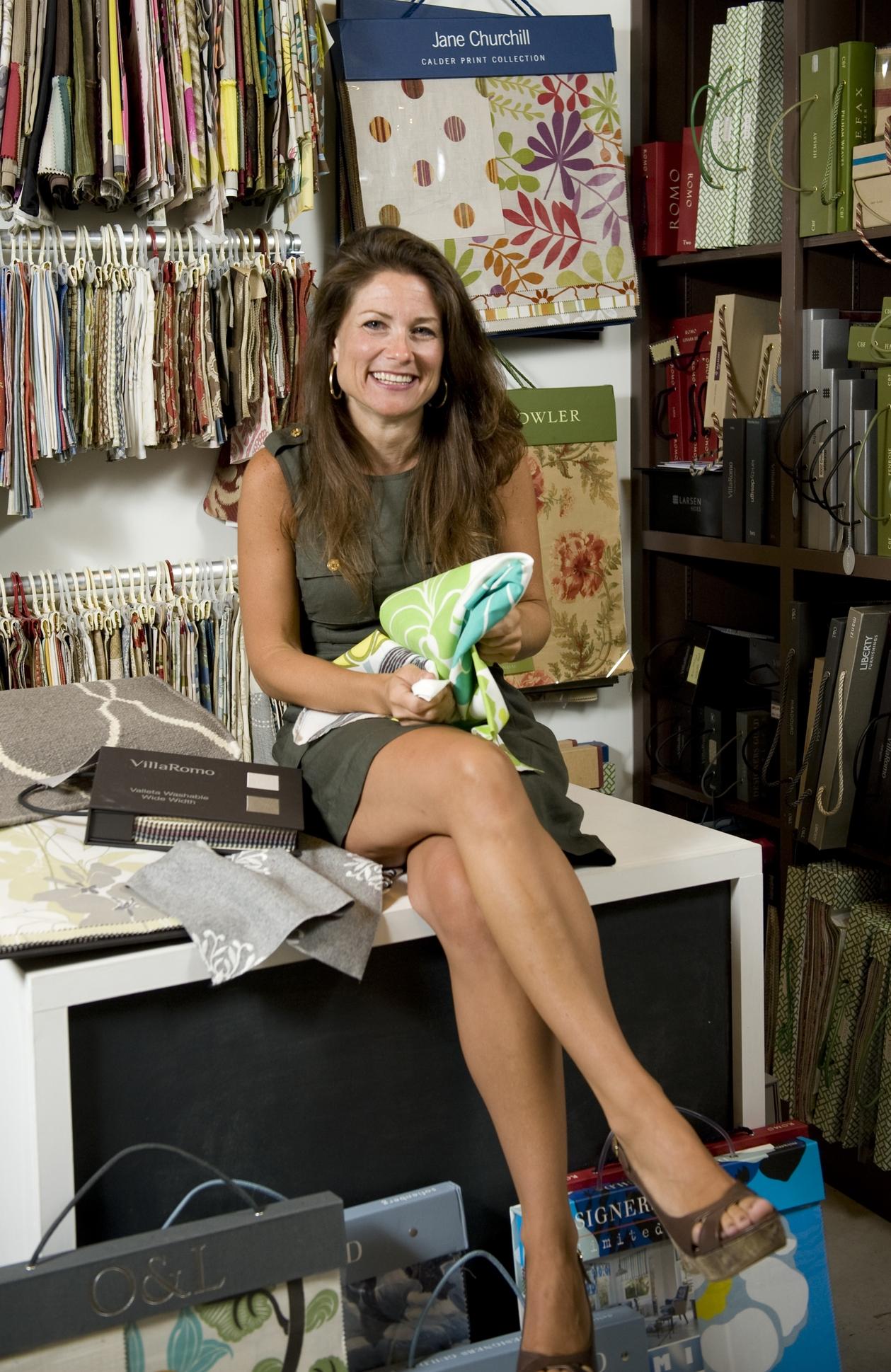 Jess Dauray - Principal and lead designer