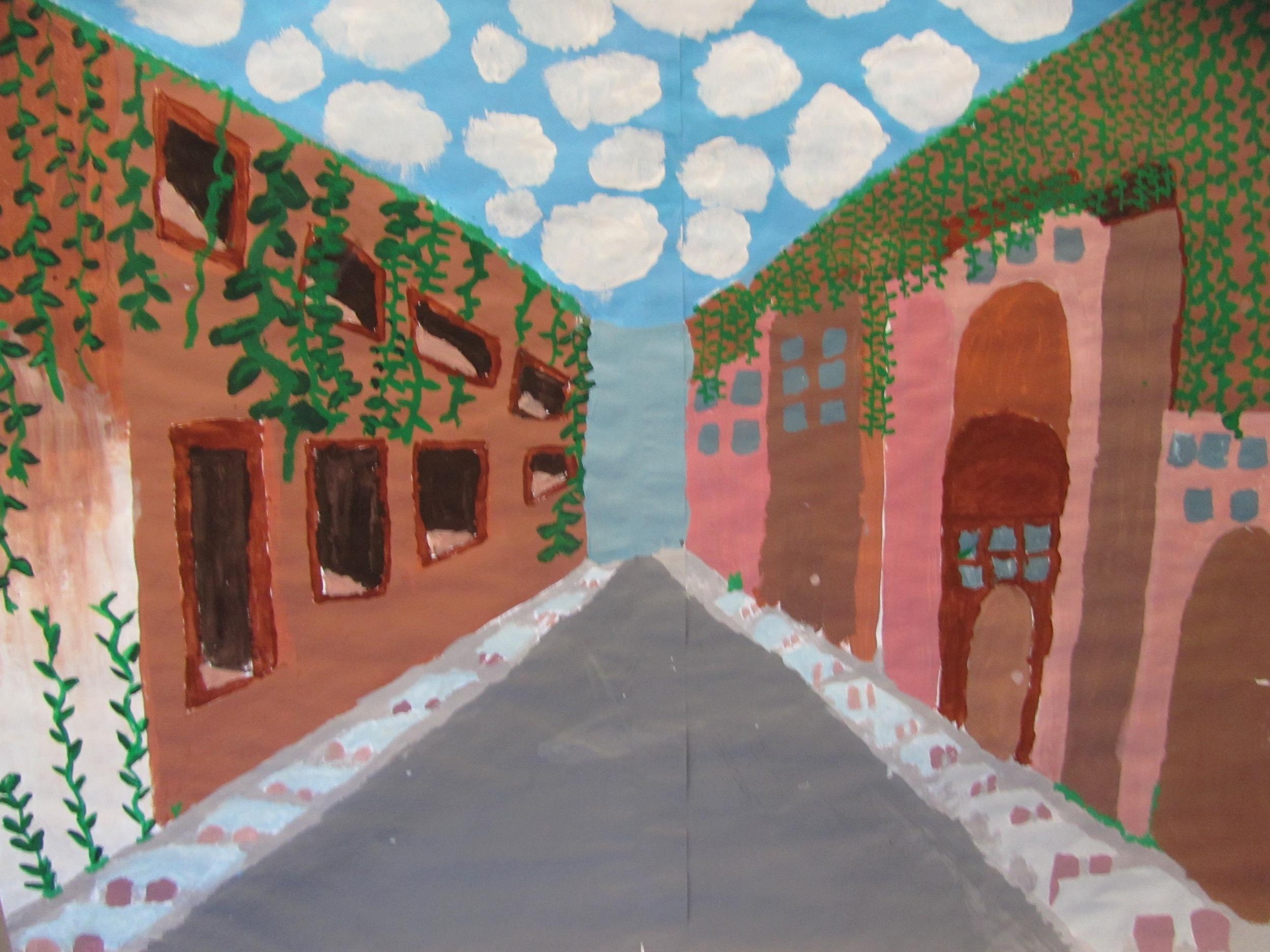 "Romeo and Juliet , ""Fair Verona"" by Anabalis Rivera, Erislanny Lamberty, Ashanty Rivera, Joel Diaz, and Jeyza Franco"