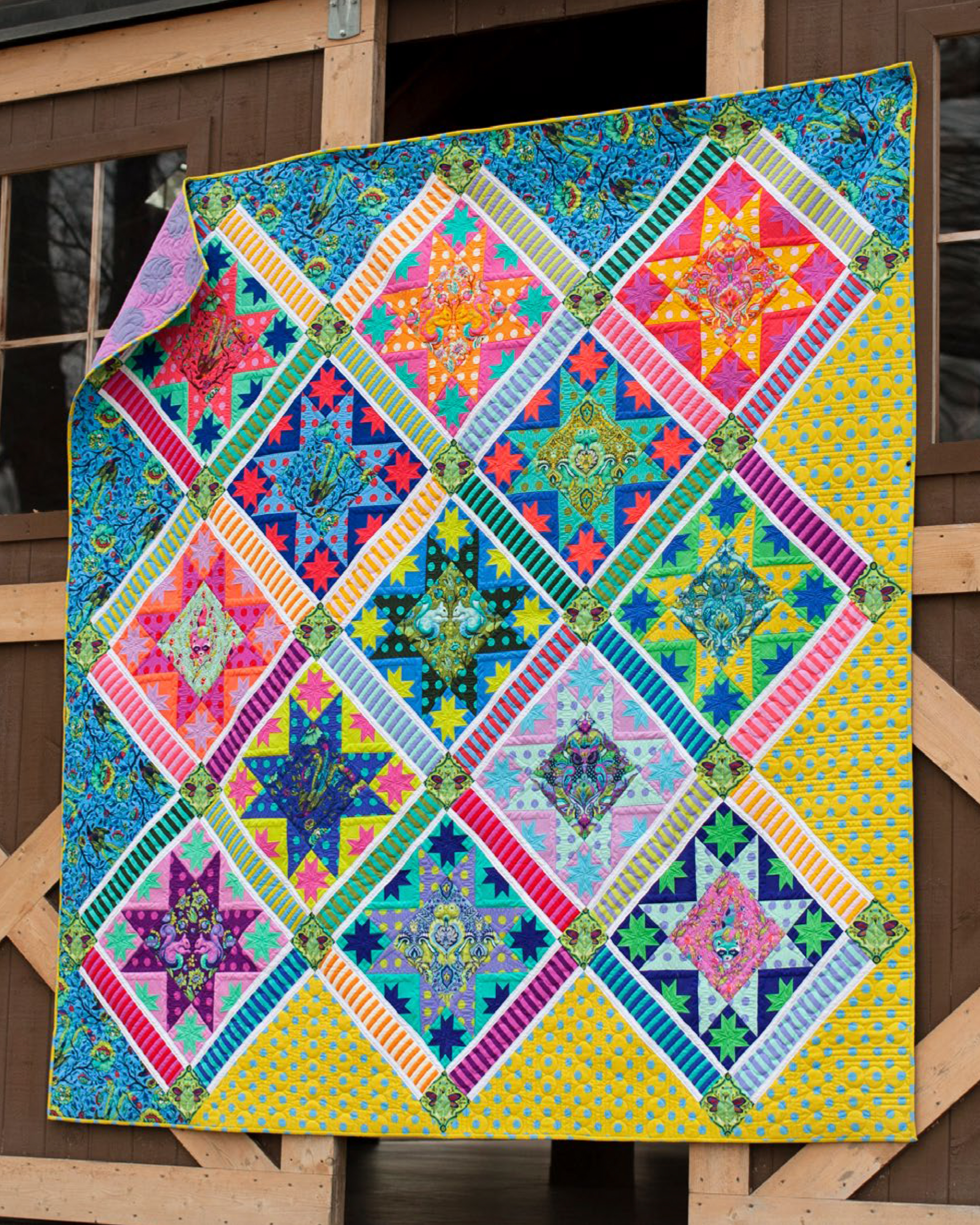 Free Patterns — Tula Pink