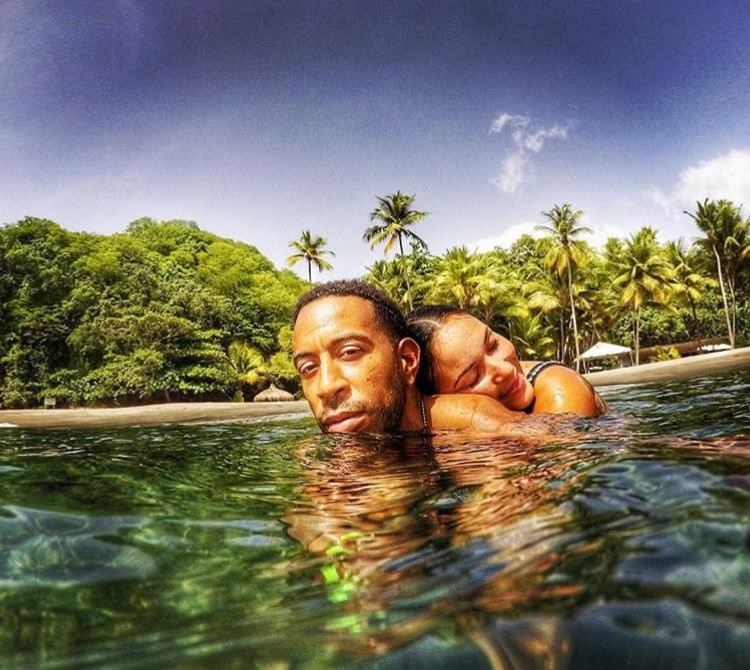 Anse Chastanet Beach near Jade Mountain Resort in Soufriere, St. Lucia