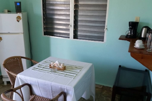Humble accommodations in Guardalavaca