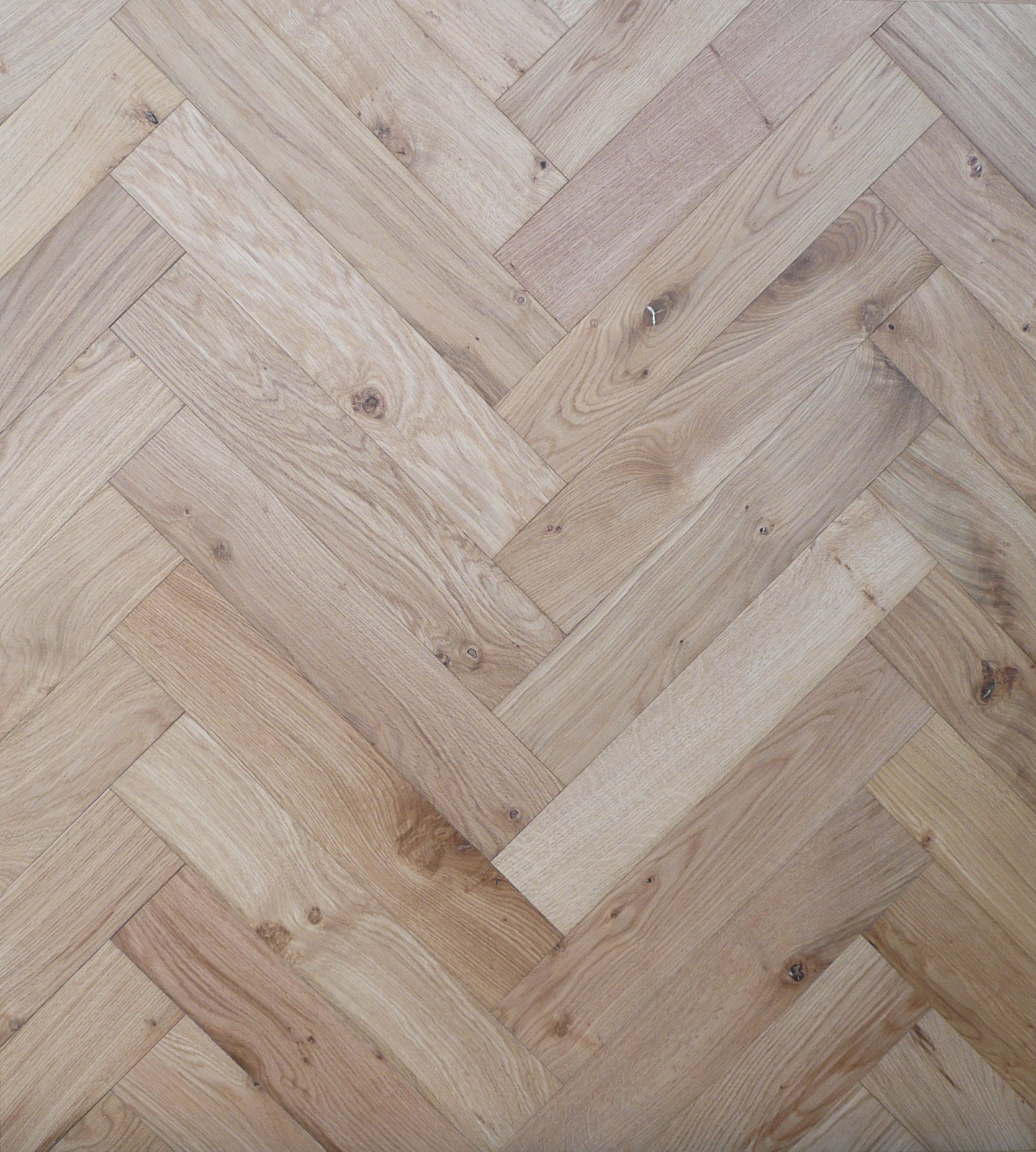 Herringbone - Oak Rustic A Osm - oiled
