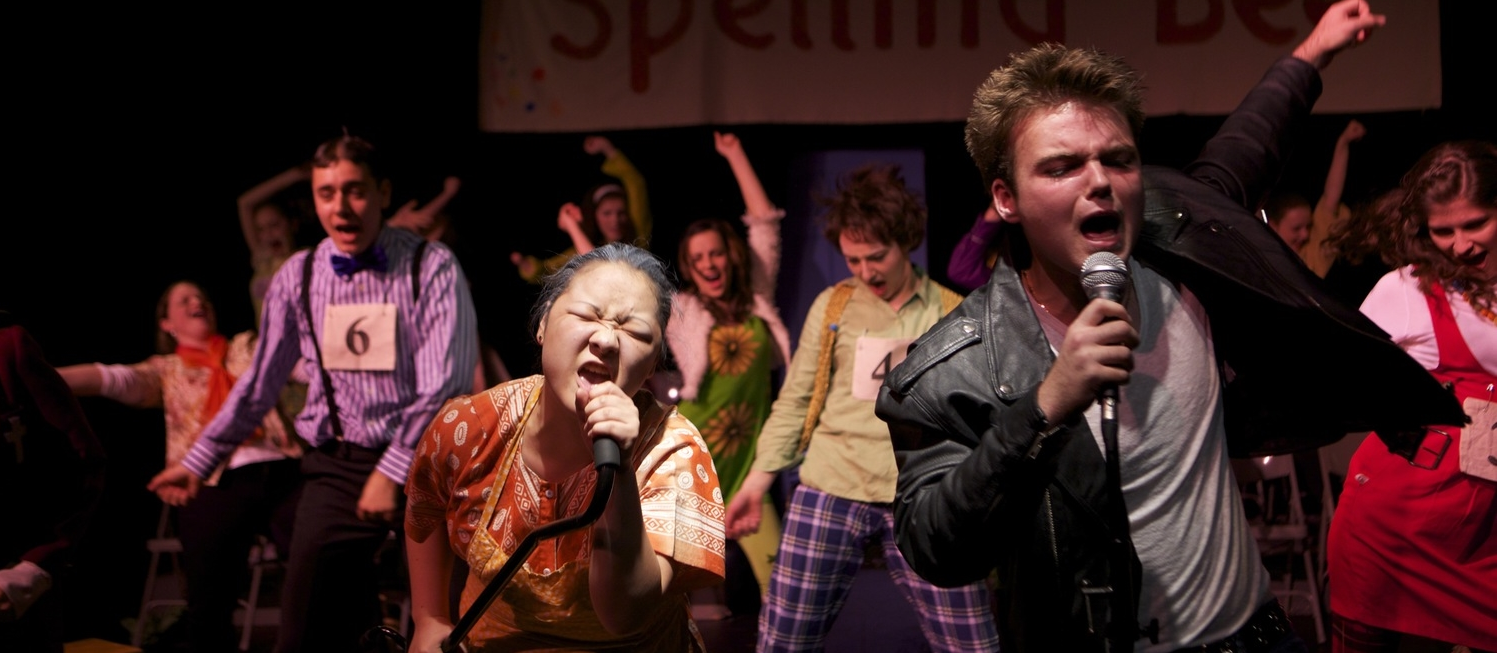 The 25th Annual Putnam County Spelling Bee  | Toronto Youth Theatre | 2011