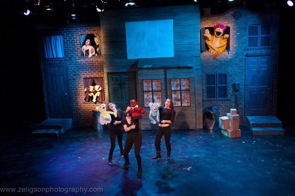 Avenue Q | Toronto Youth Theatre | 2012