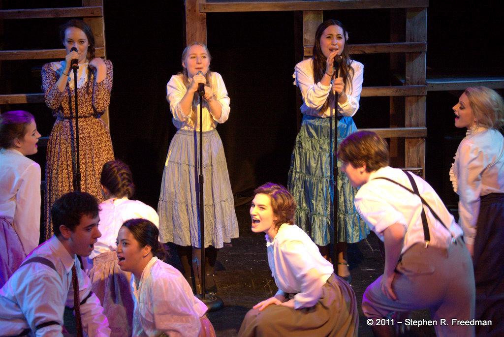 Spring Awakening | Toronto Youth Theatre | 2011 | Photo By Stephen R. Freedman