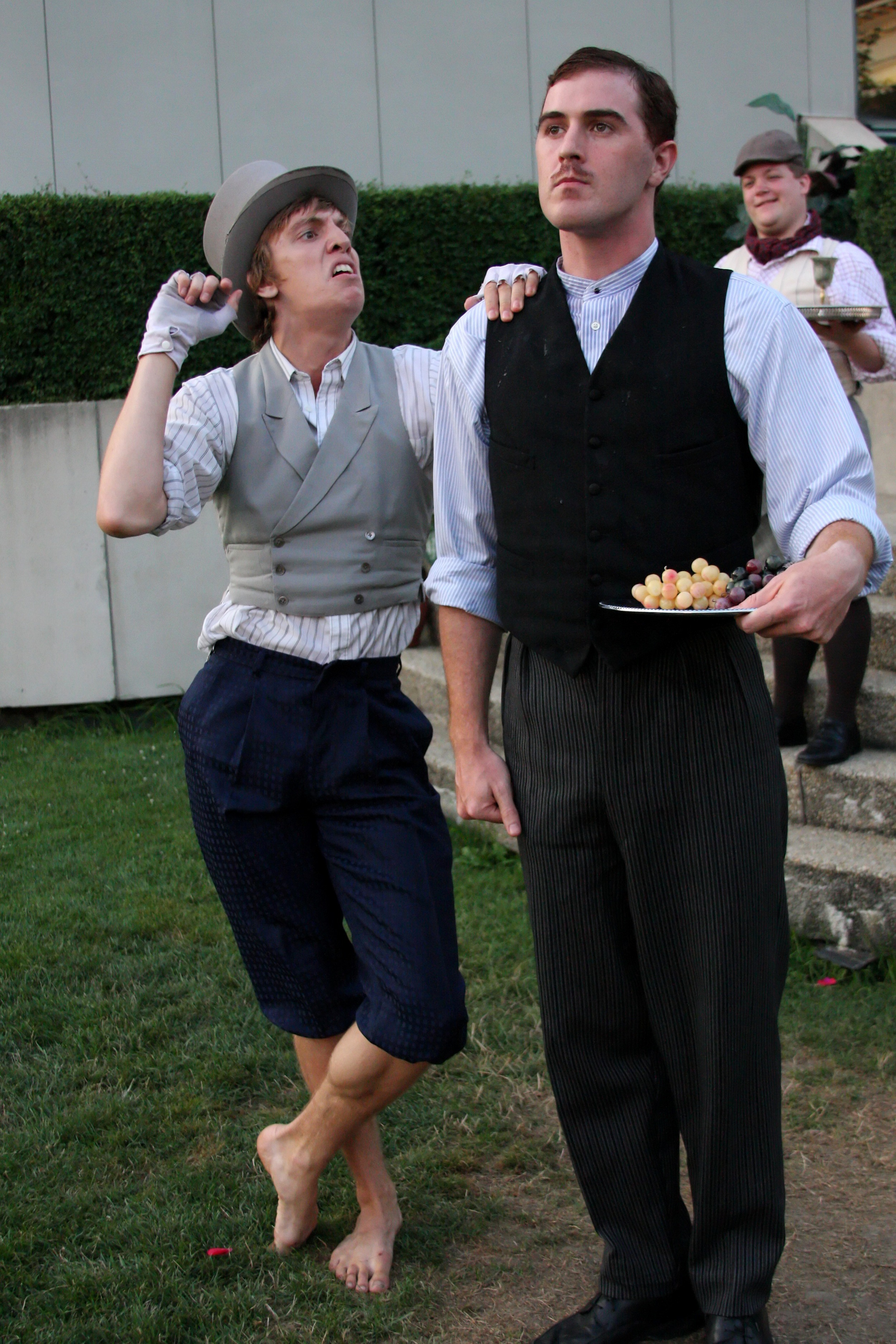 Twelfth Night  | Canopy Theatre | 2010 | Photo by Daniel DiMarco