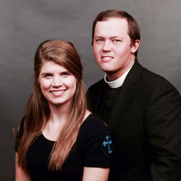 The Rev. Michael Daniels and his wife, Emily
