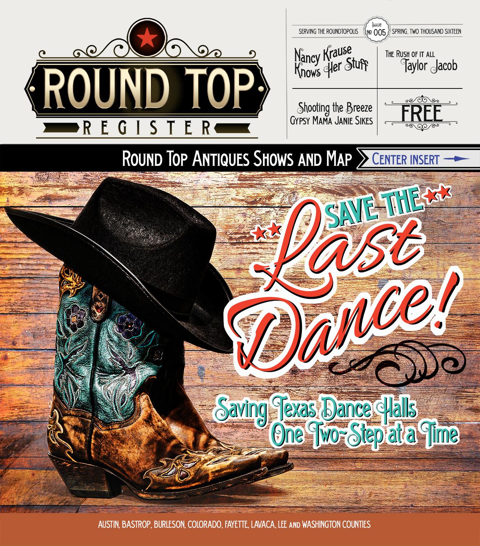 Round Top Register Issue 5
