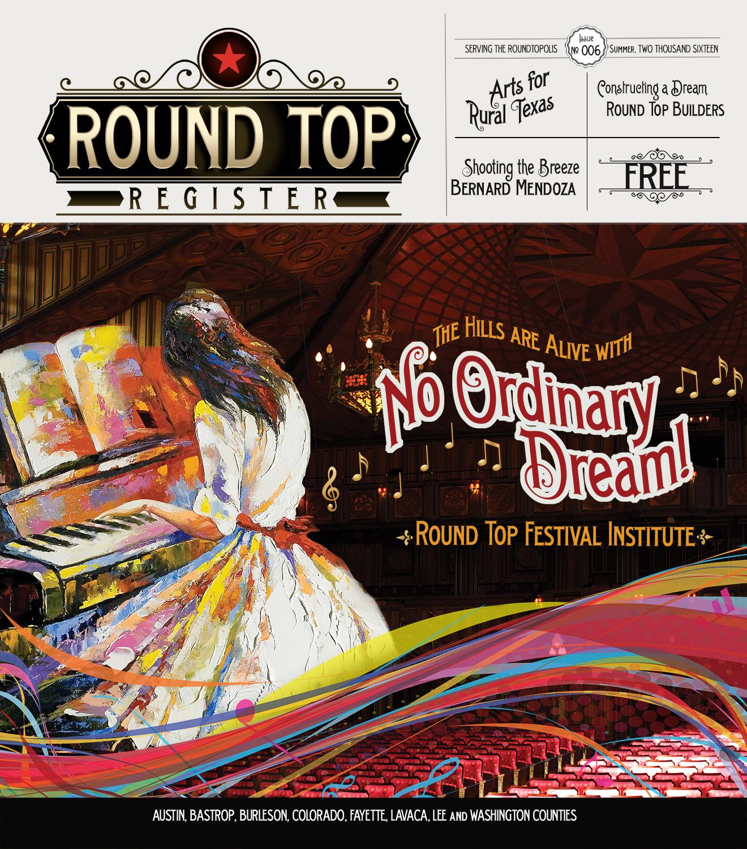 Round Top Register Issue 6