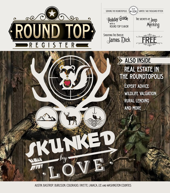 Round Top Register Issue 4