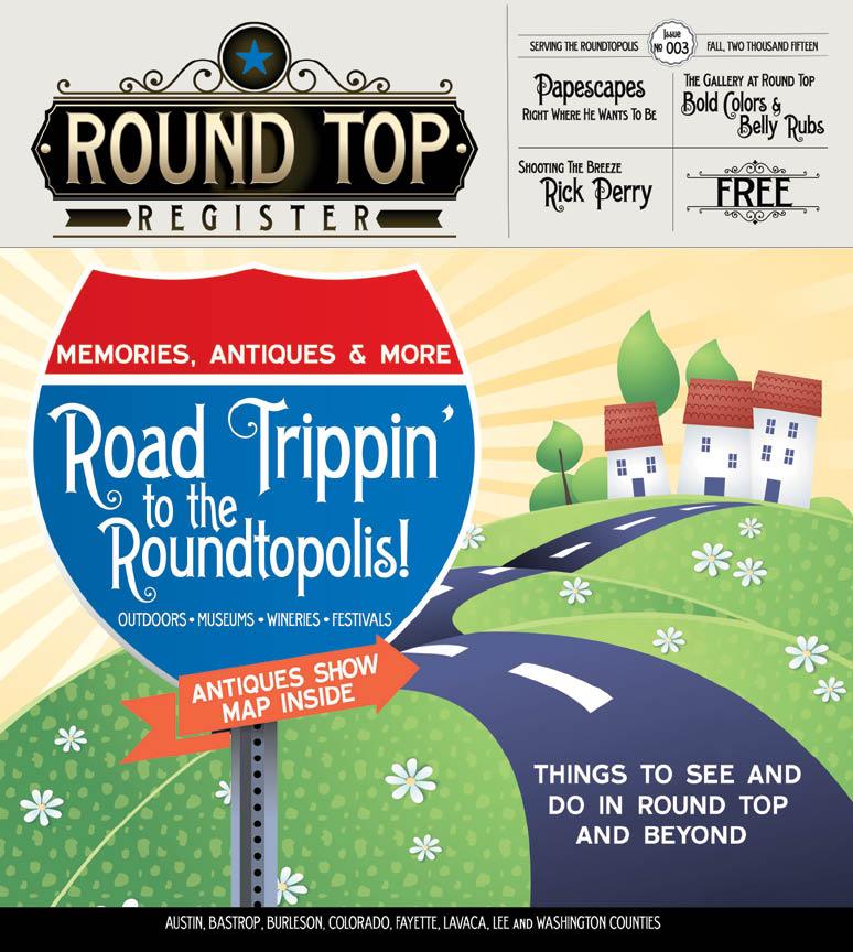 Round Top Register Issue 3