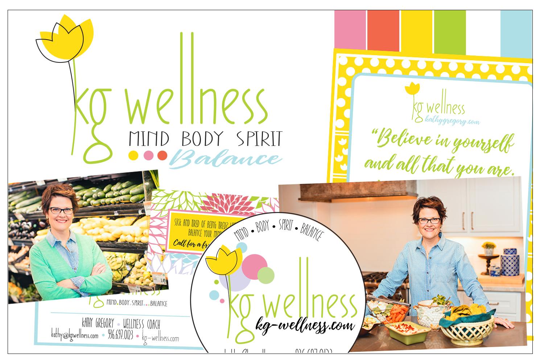 kg Wellness Branding