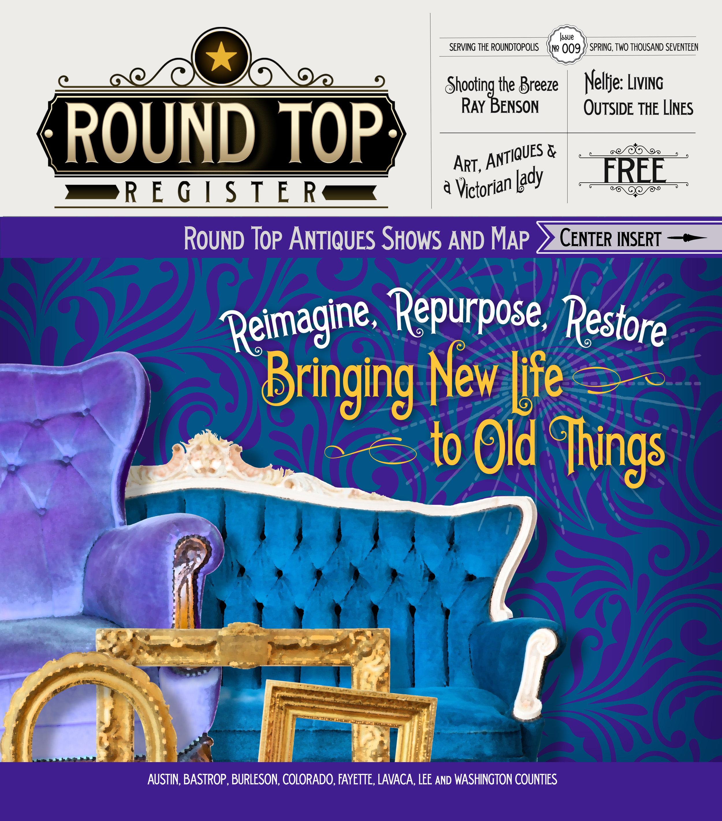Round Top Register Issue 9