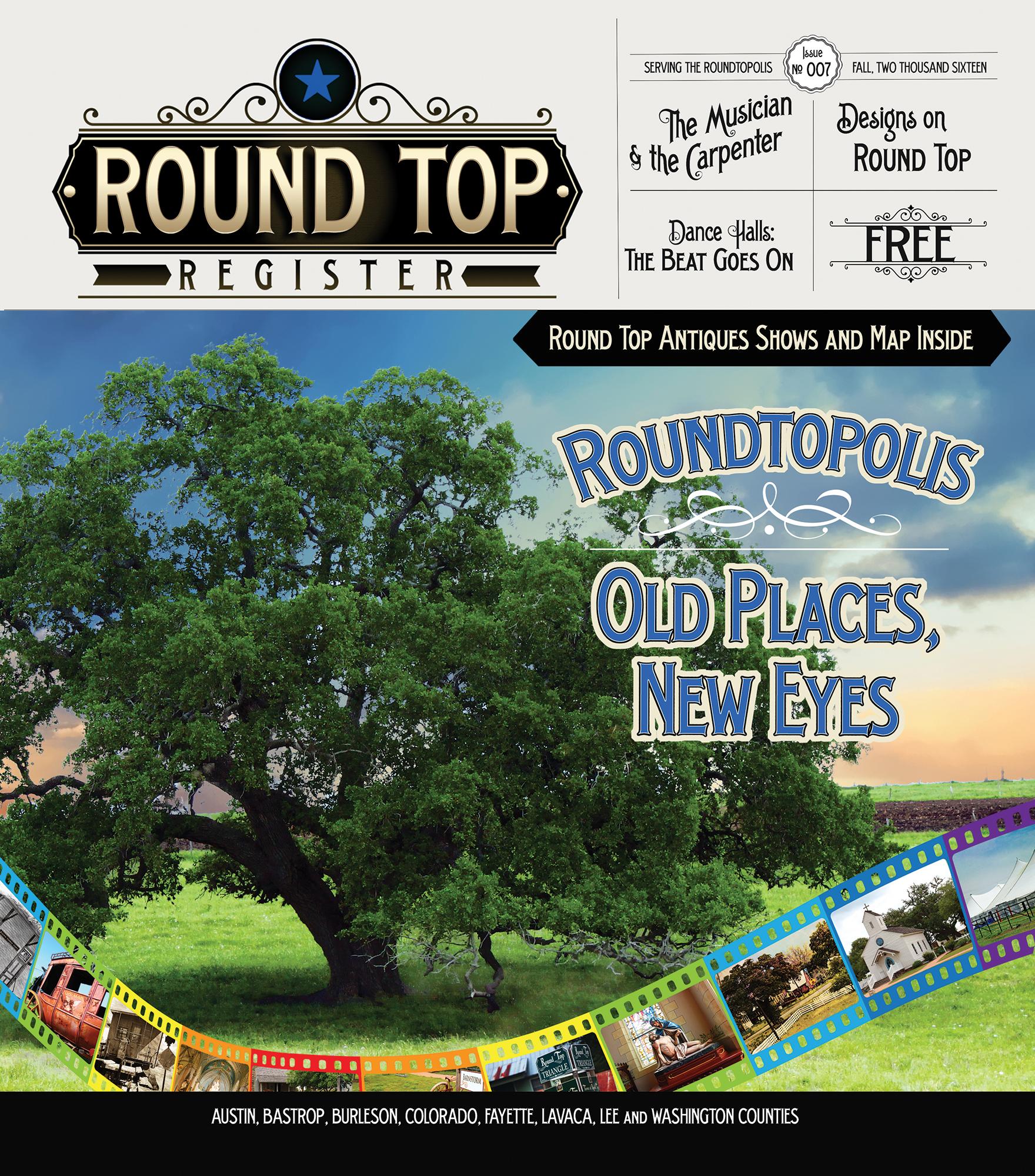 Round Top Register Issue 7
