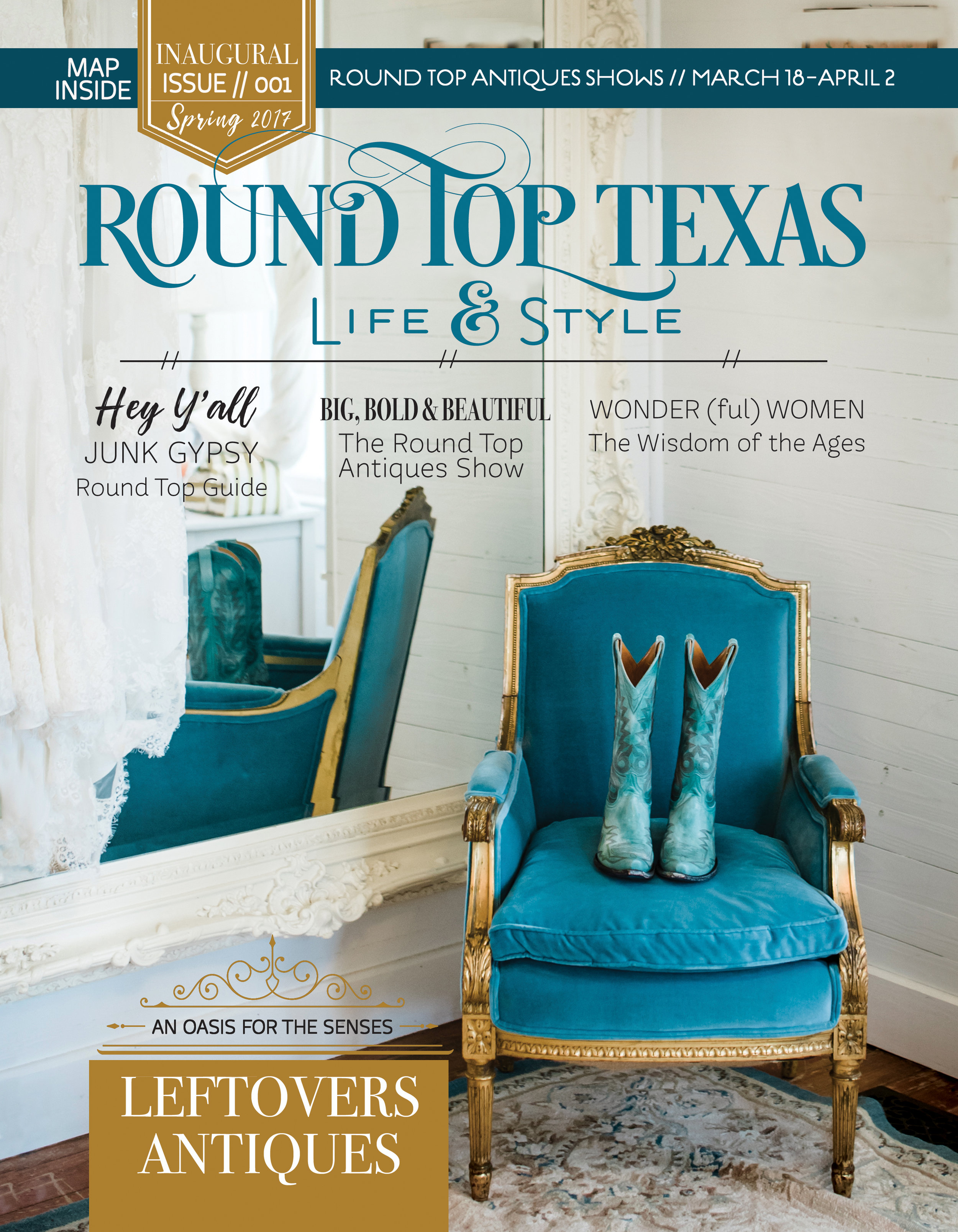 Round Top Life & Style Spring 2017