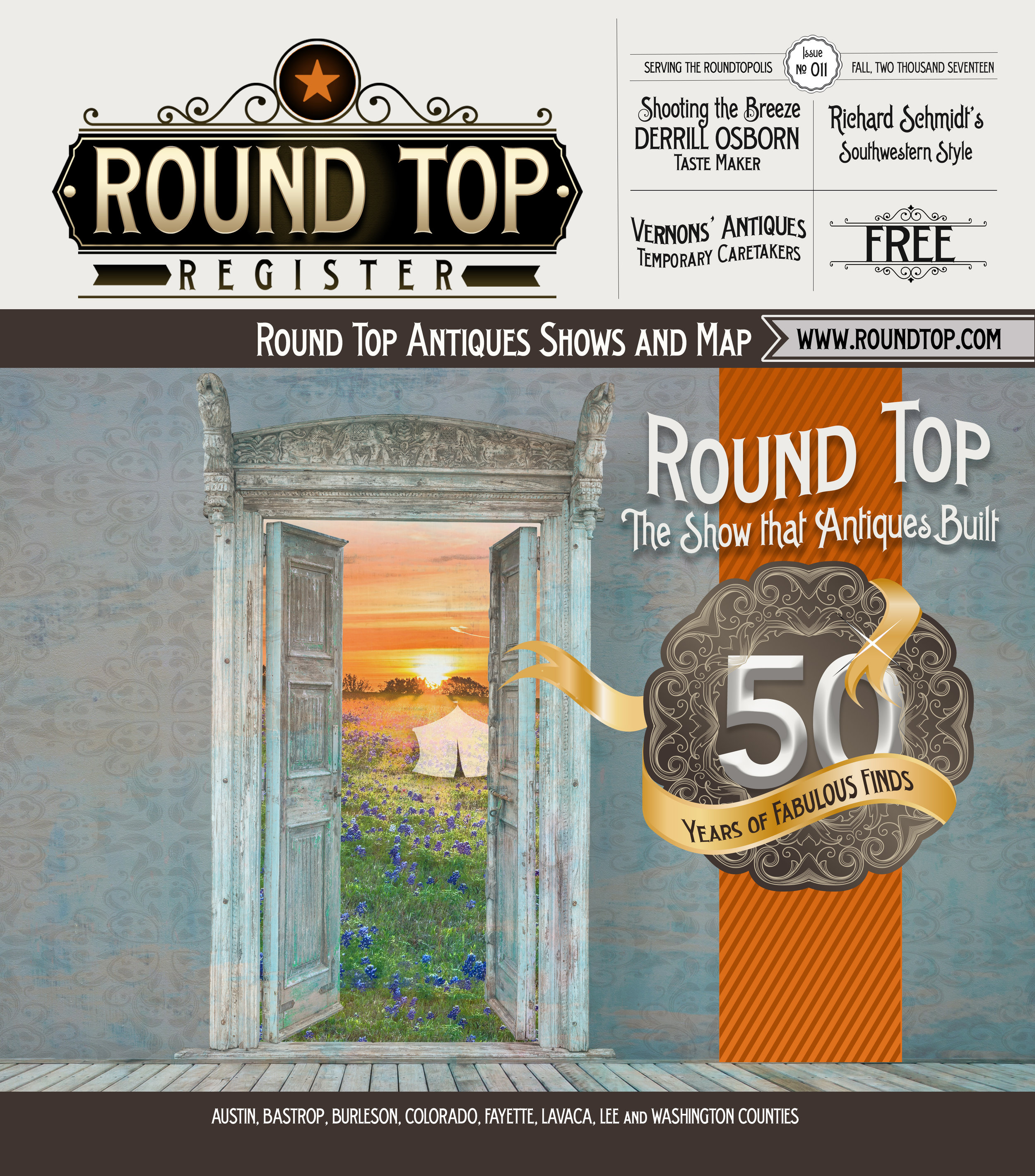 Round Top Register Fall Issue #11