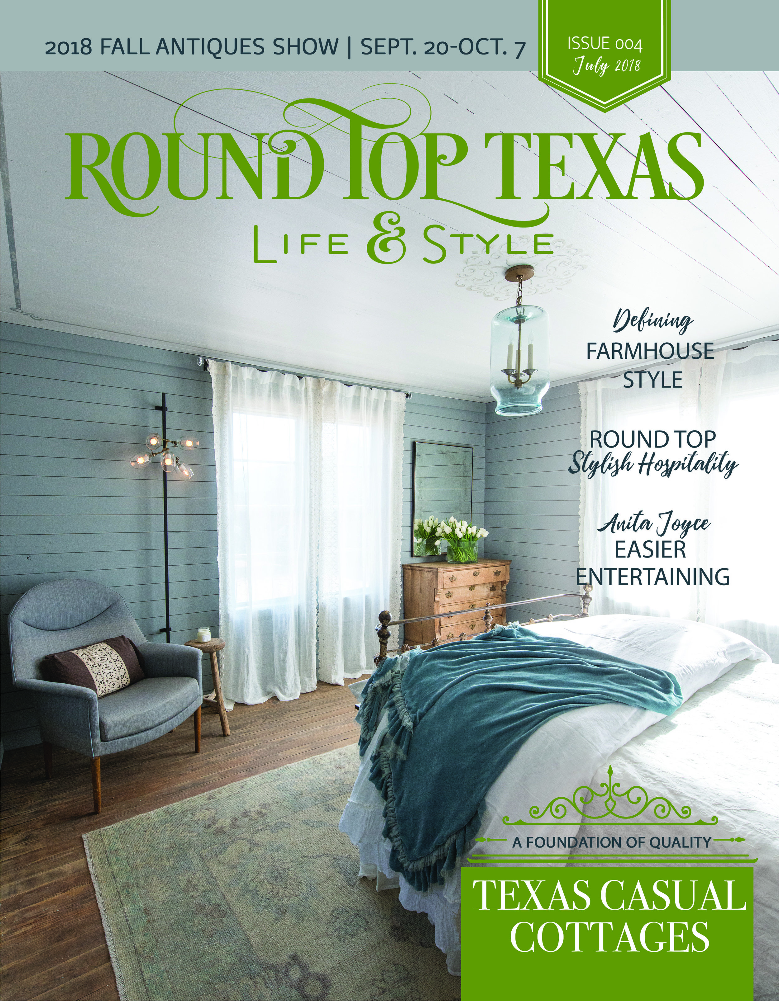 Round Top Texas Life & Style July 2018