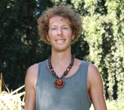 Carl Weiseth of Third Eye Pinecones