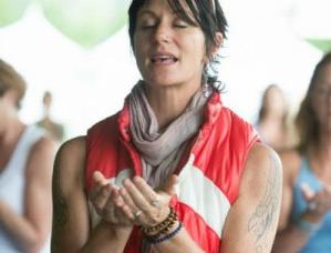 Heidi Michelle Hanuman Yoga Festival. Boulder, Colorado