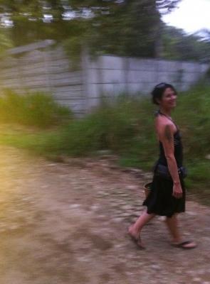 Heidi Michelle Uvita, Costa Rica - Walk your own path