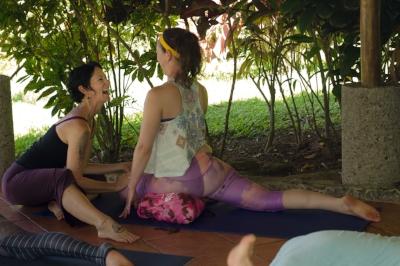 Semi-private yoga and an intimate adventure in Costa Rica!