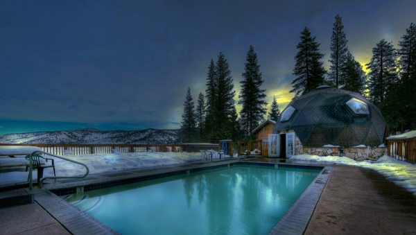 Temple Dome Area ~ Warm Pool