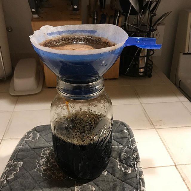 Farmer coffee maker #chemexbroke