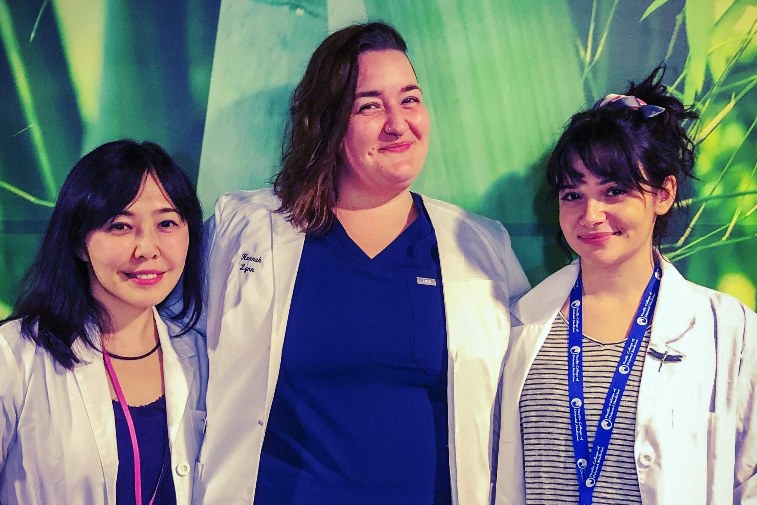 Team #5 ~ Friday's TCM Clinic