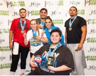 Gold -  Shoe Game  Silver -  Team Santa Fe