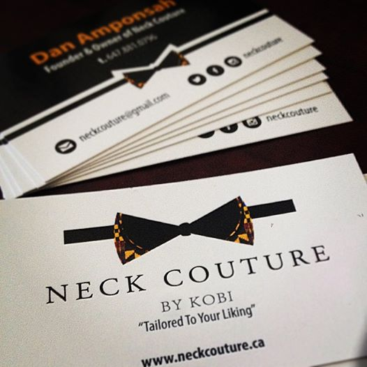 Our Business Cards.