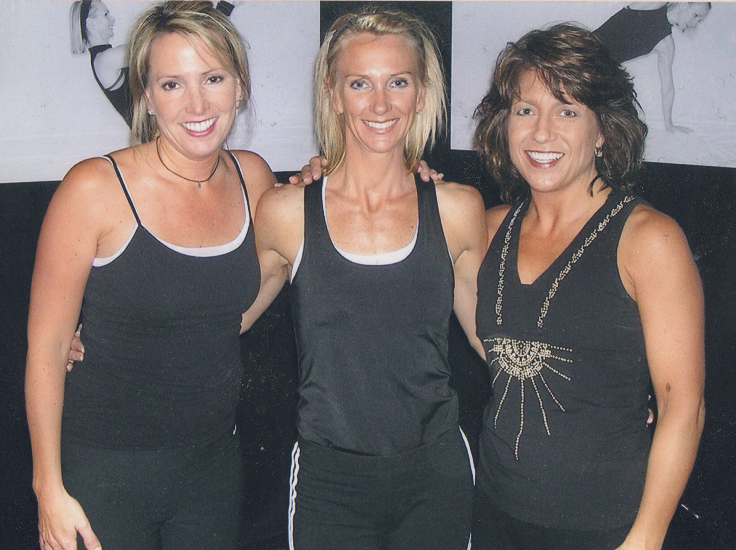 Christi and friends...