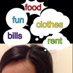 WHERE'D ALL MY MONEY GO?! :'(