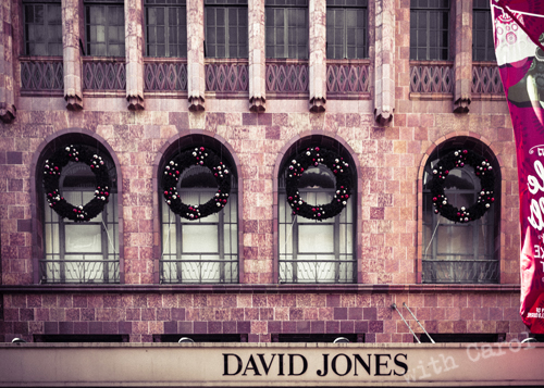 Bourke Street Mall, Copyright 2014, Images with Carol