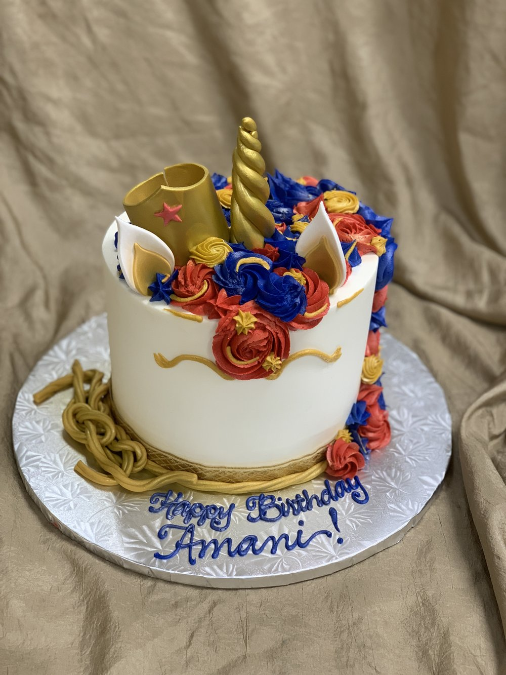 Birthday Cakes YIA YIAS BAKERY
