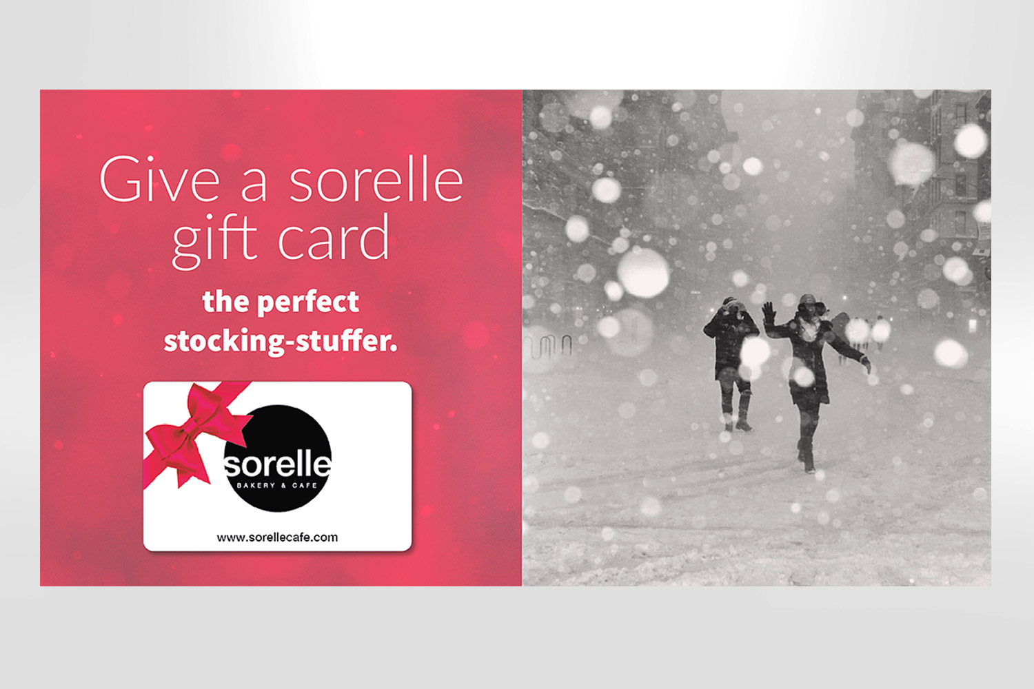 Gift Card Facebook Post