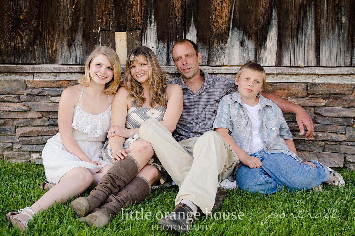 SHELDON FAMILY -