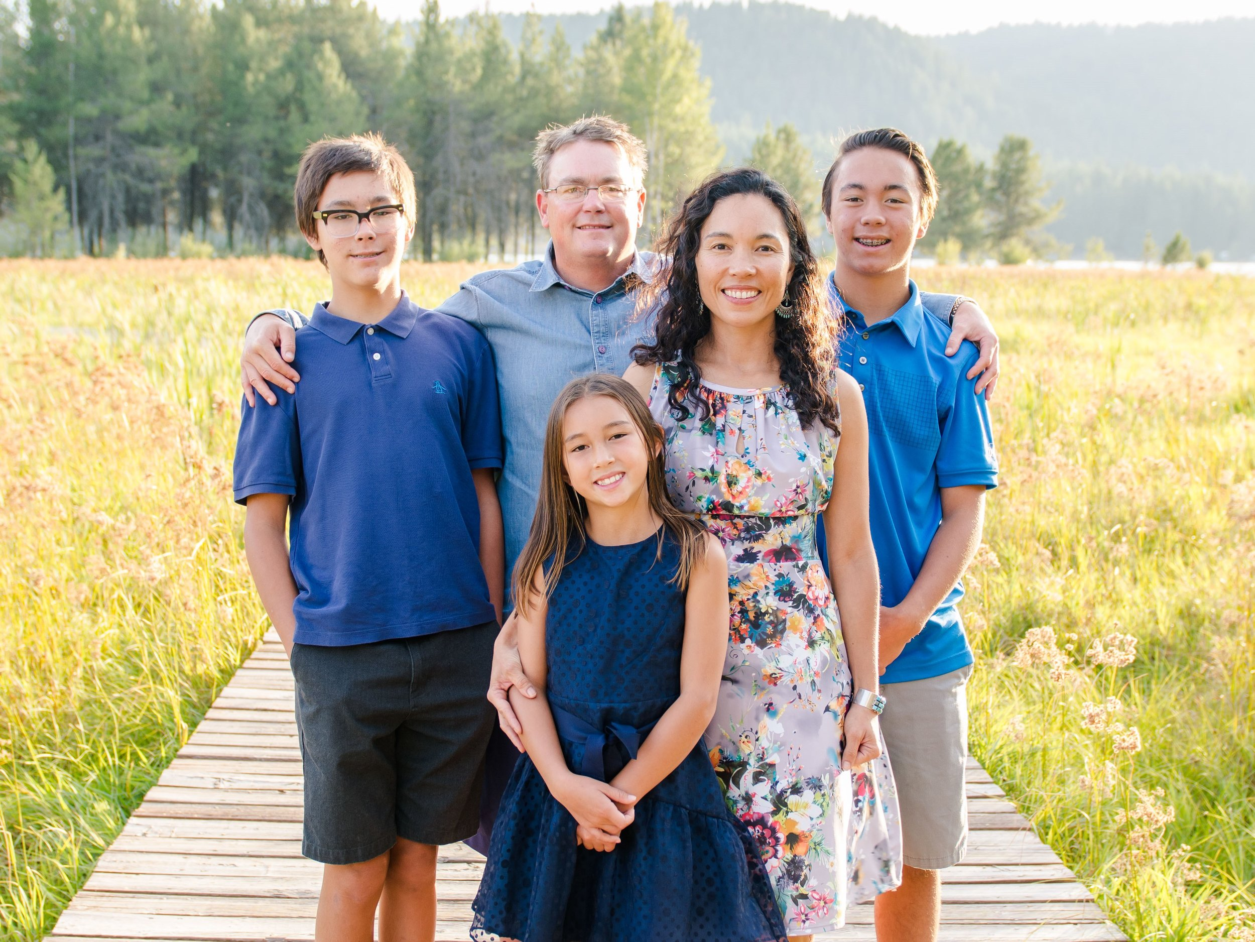 MACDONALD FAMILY -