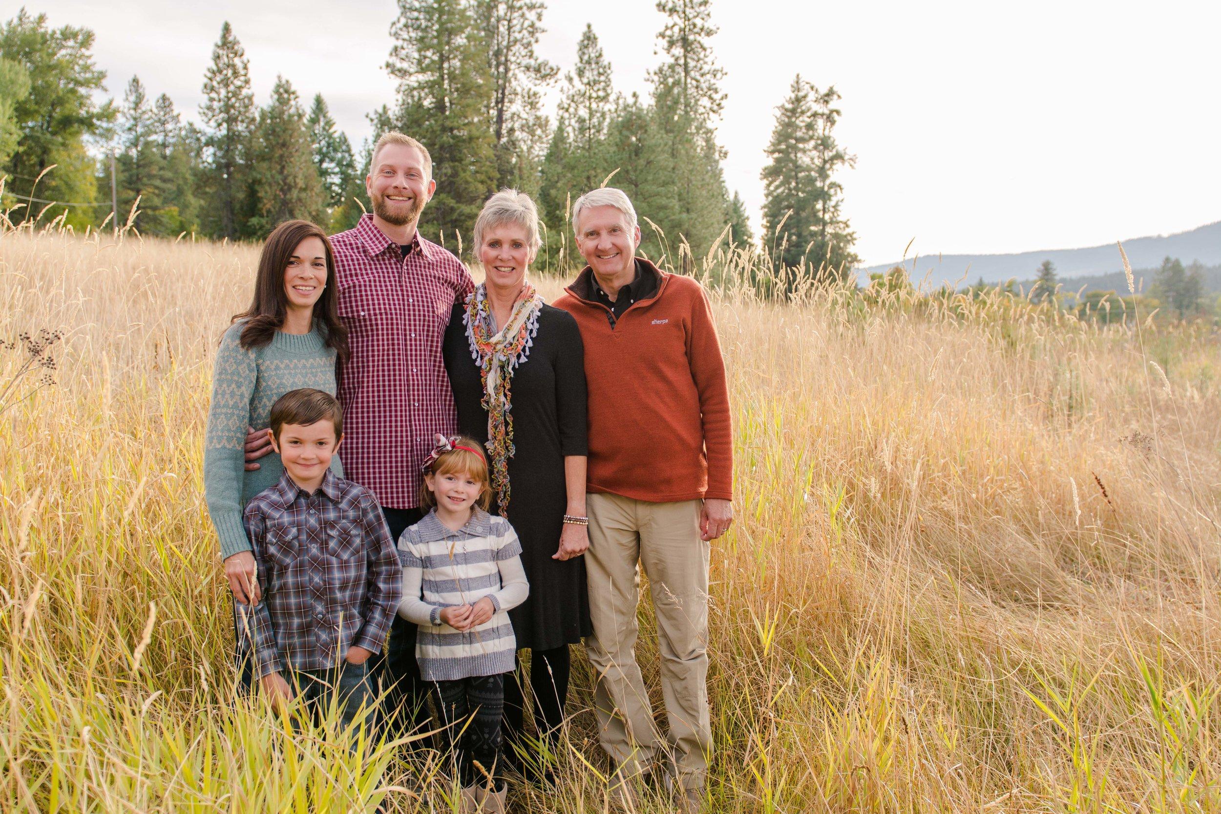 SAYLER FAMILY -