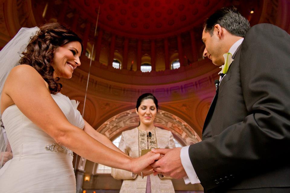 San Francisco City Hall Persian Ceremony