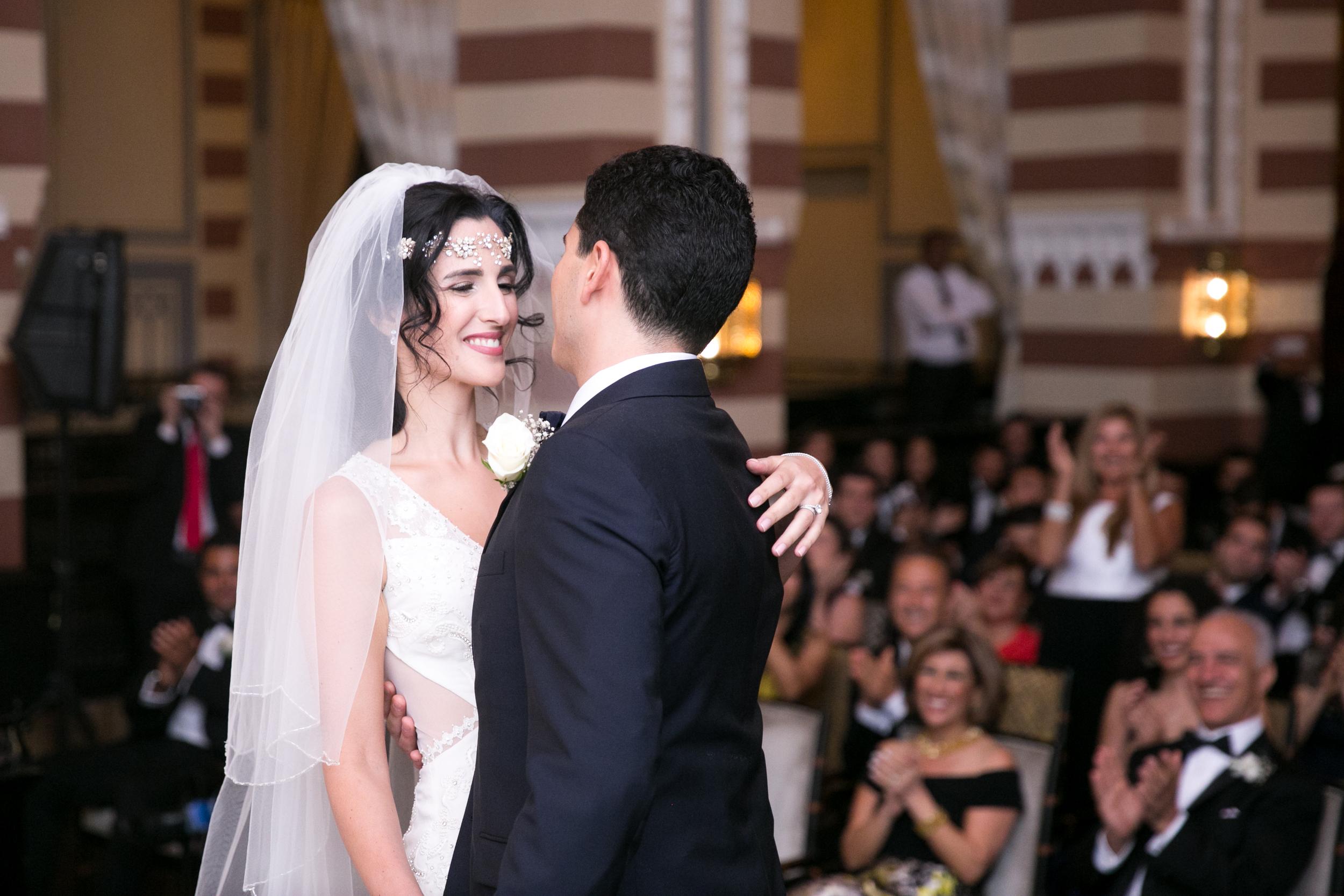 Persian Egyptian Couple