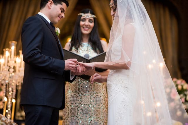 Persian Wedding Vows in Egypt