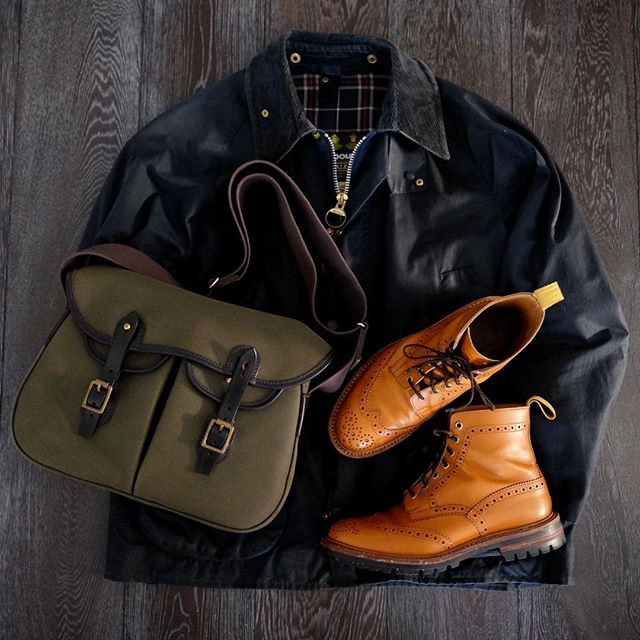 British made.  Don't miss our ongoing sale on Brady bags at www.brnostore.com #brnostore.com #bradybagsusa #bradybag #bradybags #arieltrout #barbour #barbourbedale #trickers #trickersstow #brittania #madeinengland #brogueboots #mensboots #sale