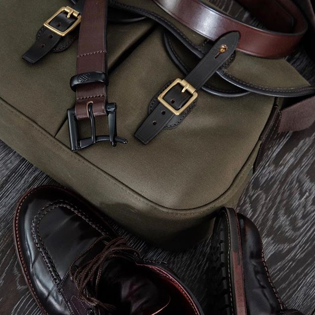"""God is in the details."" Please check out our ongoing sale at www.brnostore.com  #bradybagsusa #bradybag #bradybags #arieltrout #aldenindy #engineeredgarments #sale"