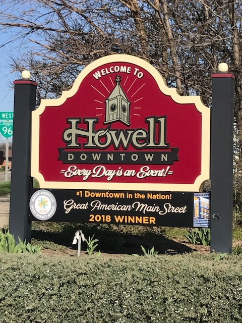 Welcome to Howell Sign with GAMSA Announcement.JPG