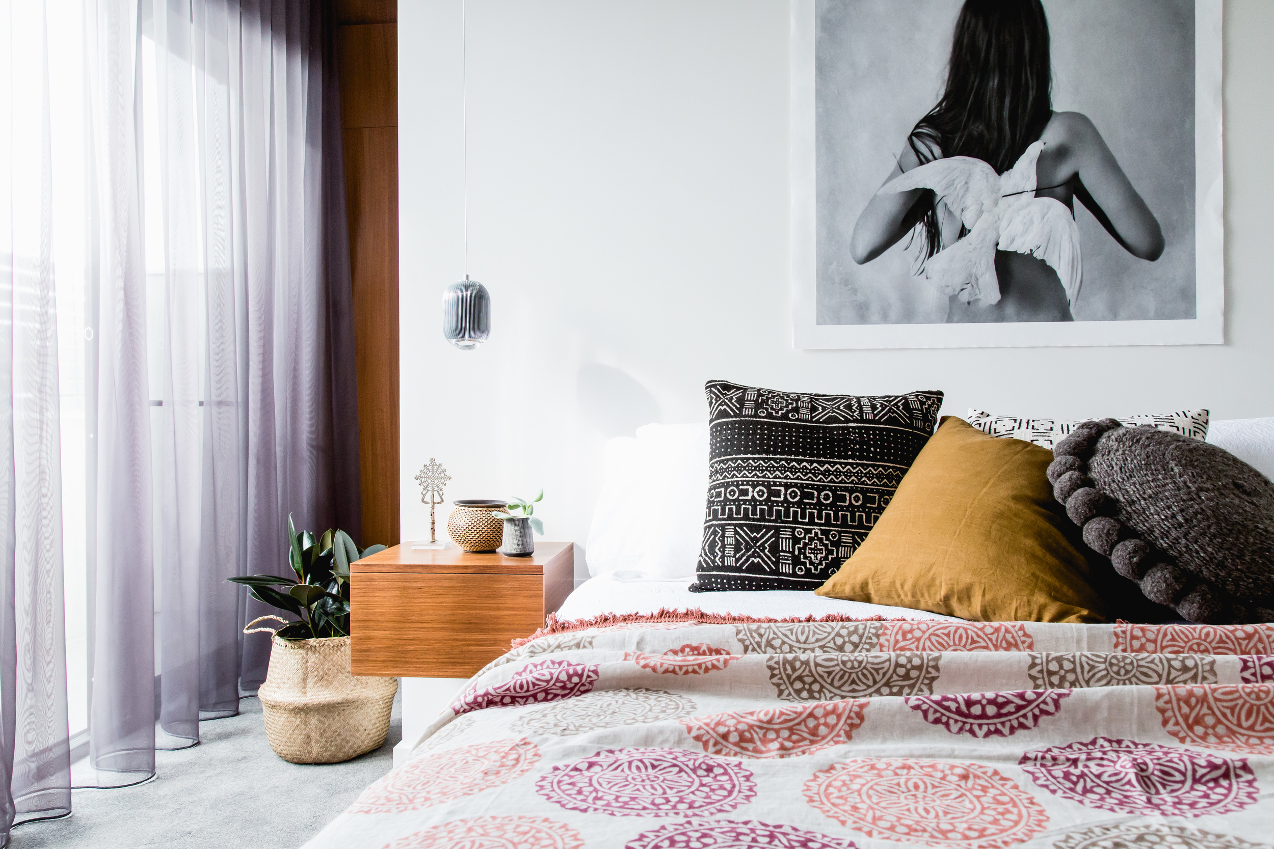 Styling by Michelle Hart / Bask Interiors