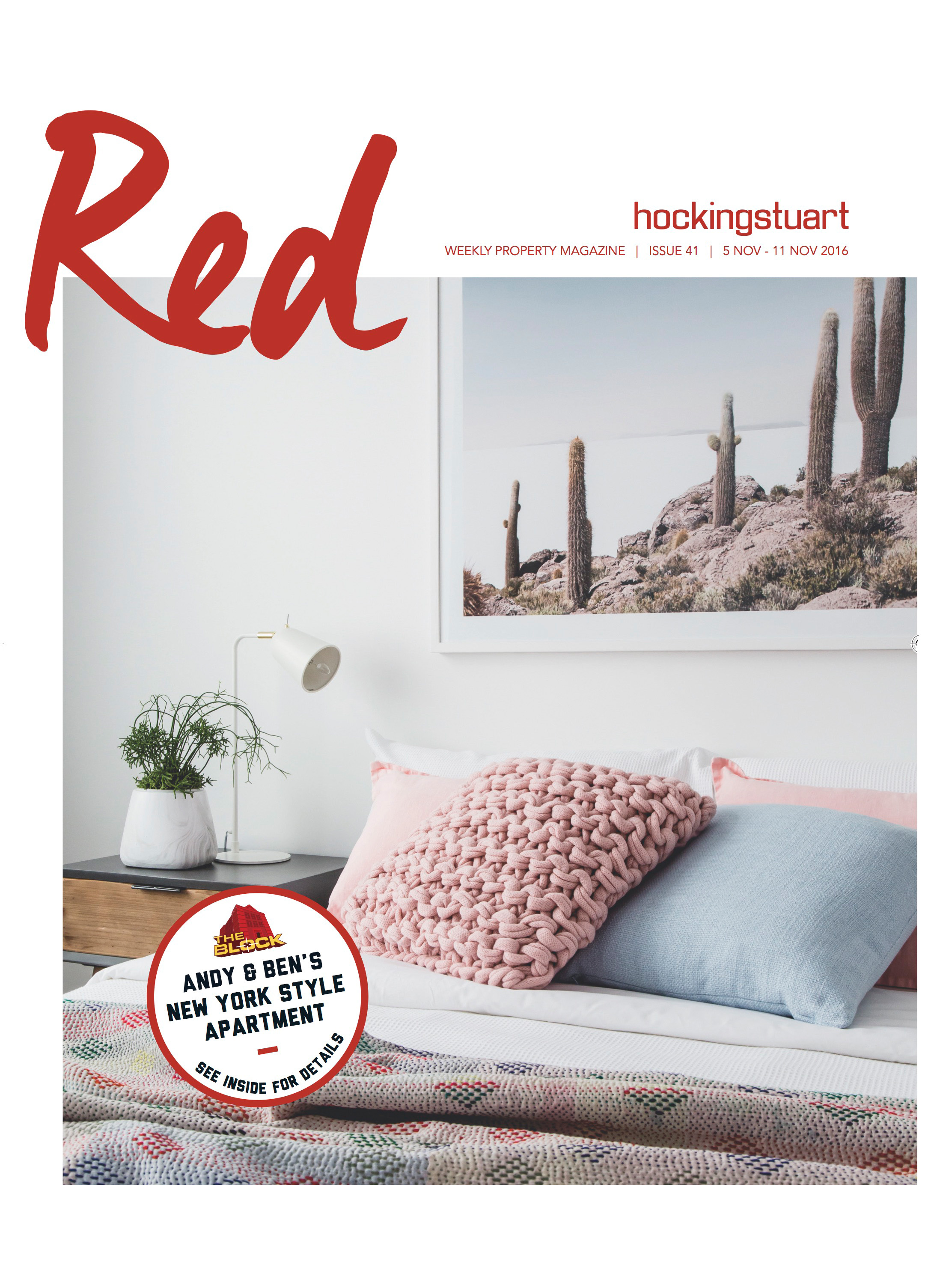 Cover : Photography by Suzi Appel