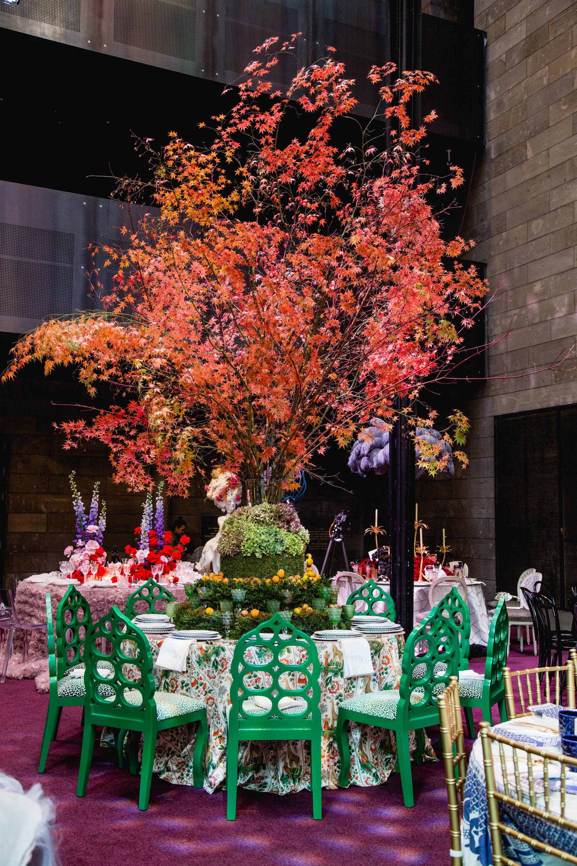 The Art of Dining 2019 : NGV / Table design by Coote & Co.