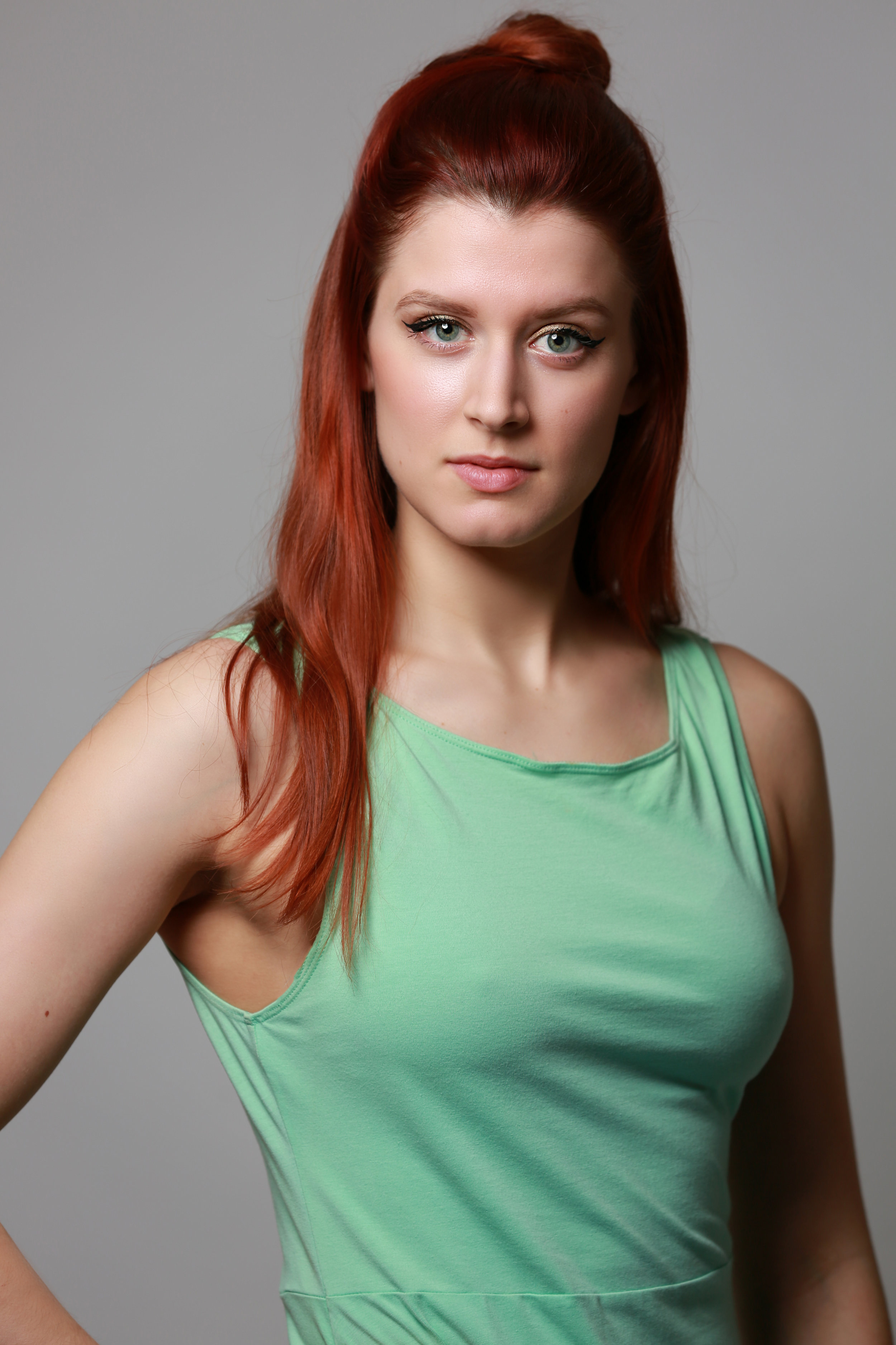 Caitlin Heflin  - Ballet Director  Advanced Ballet and Pointe Instructor