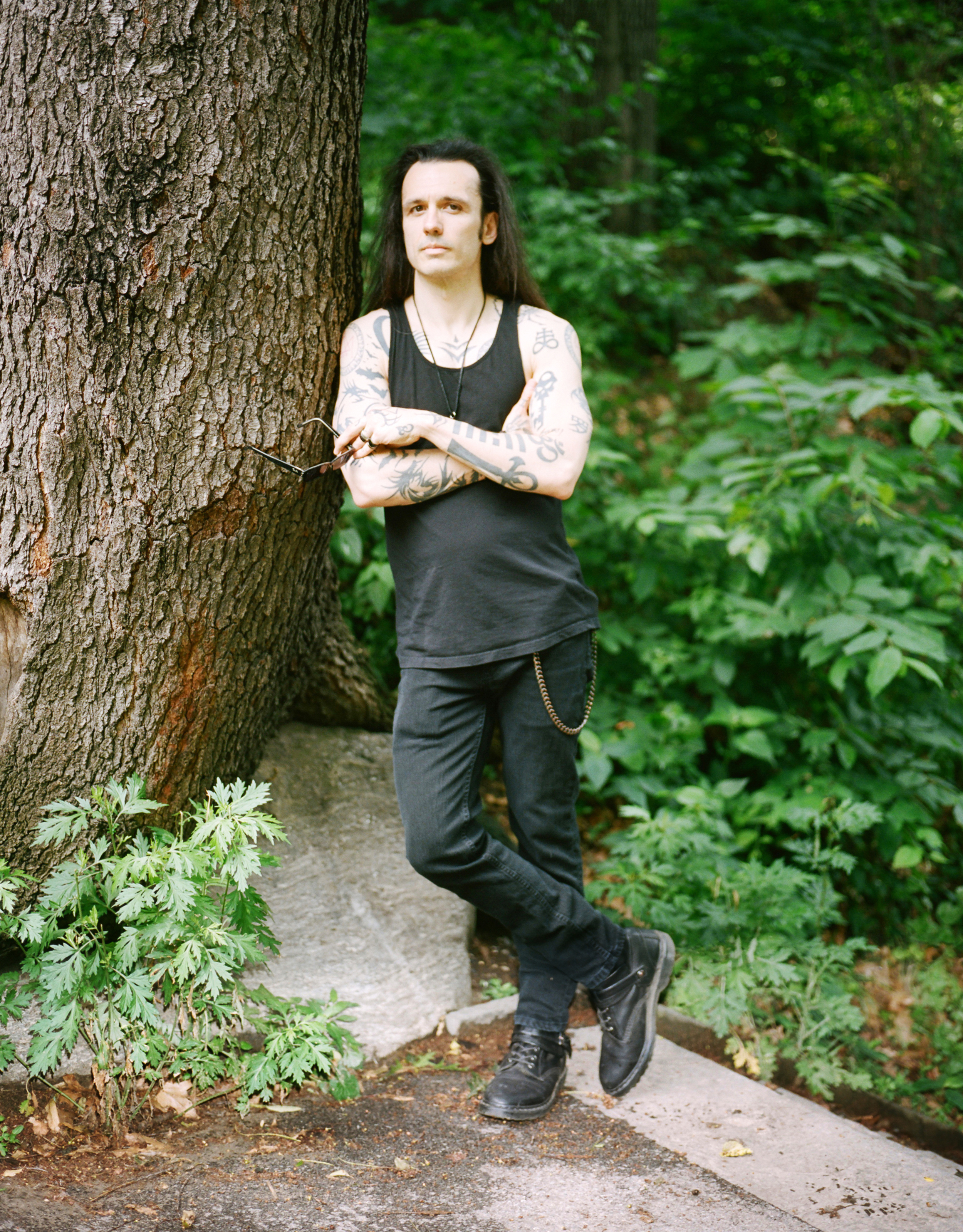 Damien Echols for Lost Weekend